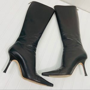 Jimmy Choo Boots, Made in Italy Size: 9,5